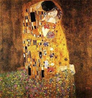 O Beijo - Gustav Klimt
