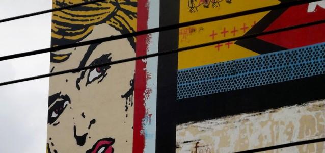 Roy Lichtenstein - Luz - São Paulo